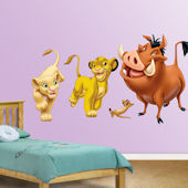 Disney The Lion King Fathead Wall Sticker
