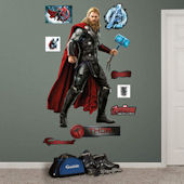 Fathead Avengers Age of Ultron Thor Decal