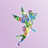 Fathead Disney Fairies Montage Wall Sticker