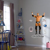 Fathead Jr Triple H Wall Sticker