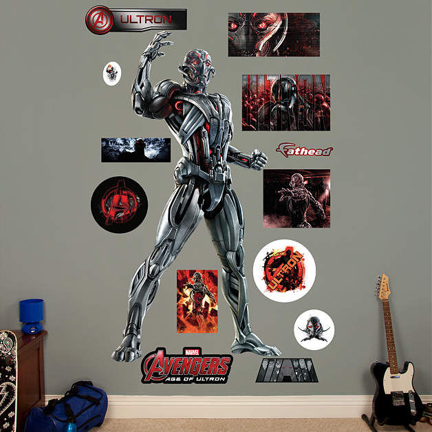 Fathead Avengers Age of Ultron Decal - Wall Sticker Outlet