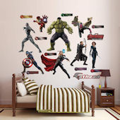 Fathead Avengers Age of Ultron Decal Collection