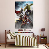Fathead Avengers Age of Ultron Wall Mural