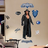 Fathead Jr Undertaker  Wall Sticker