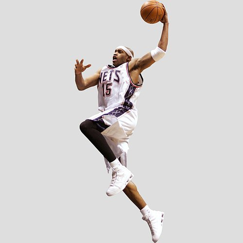 newest collection 60658 aacb7 Fathead New Jersey Nets Vince Carter Wall Graphic - Kids ...