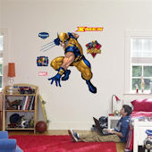 Fathead Wolverine Wall Graphic