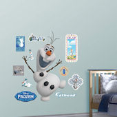 Fathead Frozen Olaf Giant Wall Decal