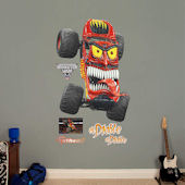 Fathead Monster Jam El Diablo Wall Graphic