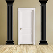 Fathead Martha Stewart Doric Column Wall Decal