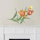 Fathead Martha Stewart Painted Tulip Wall Decal