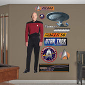 Star Trek Captain Jean Luc Picard