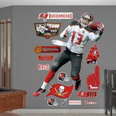 Fathead TB Buccaneers Mike Evans Wall Graphic