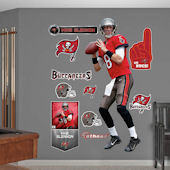 Fathead TB Buccaneers Mike Glennon Wall Graphic