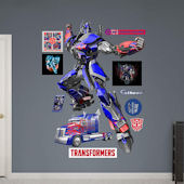 Fathead Tramsformers Optimus Age Of Extinction