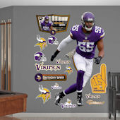 Fathead Minnesota Vikings Anthony Barr