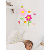 Flower Garden  Peel and Stick Wall Stickers SALE