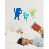Monsters  Deco Wall Stickers SALE