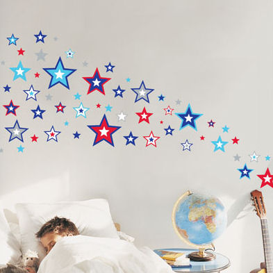 Super Stars Wall Decals SALE - Wall Sticker Outlet