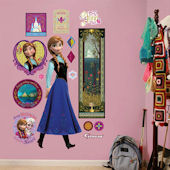 Fathead Frozen Anna Giant Wall Decal