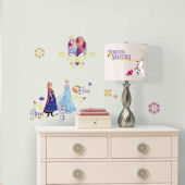 Disney Frozen Spring Peel and Stick Wall Decals