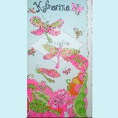 Dragonfly Fly Away Growth Chart