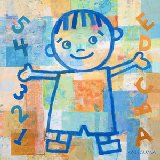 Little Boy Canvas Wall Art