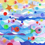 Stary Sea Wall Canvas Art - Wall Sticker Outlet