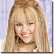 Hannah Montana Wall Decals