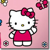 Hello Kitty Wall Stickers