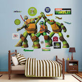 Fathead TMNT High Five Wall Decals
