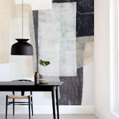 Minted History Repeats Repositionable Wall Mural
