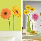 Gerber Daisies Home Room Package #3