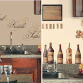 Kitchen Theme Decal Room Package #4 - Wall Sticker Outlet