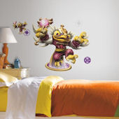 Skylanders Swap Force Hoot Loop Wall Decals SALE