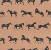Ferm Living Horse Wallpaper