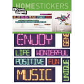 Nouvelles Images Digital Signs Wall Decals