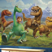 The Good Dinosaur XL Wall Mural 6.5 x 10 Feet
