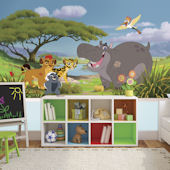Disney Lion Guard XL Wall Mural 6.5 x 10 Ft