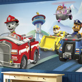 Paw Patrol XL Wall Mural 6.5 x 10 Ft