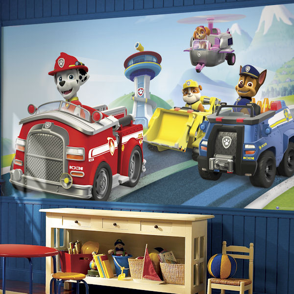 Paw Patrol XL Wall Mural 6.5 x 10 Ft - Wall Sticker Outlet