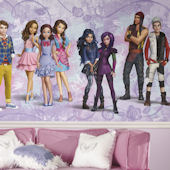 Disney Descendents XL Wall Mural 6.5 x 10 Ft