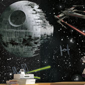 Star Wars Vehicles XL Wall Mural 6.5 x 10 Ft