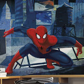 Ultimate Spiderman XL Wall Mural 6.5 x 10 Ft