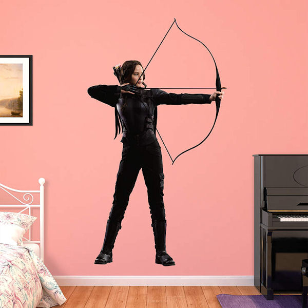 Fathead Katniss Mockingjay Part 2 Wall Decal - Wall Sticker Outlet