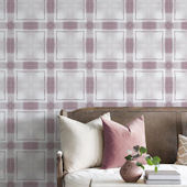 Urbanwalls La Jolla Dusty Rose Wallpaper