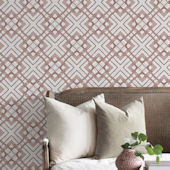 Urbanwalls LeHavre Dusty Rose Wallpaper