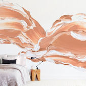 Minted Lost In Time Repositionable Wall Mural