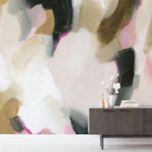 Minted Lush Comparision Repositionable Wall Mural