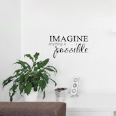 Mia Imagine Transfer Wall Decals