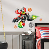 Skylanders Swap Force Magna Charge Wall Decal SALE